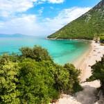 Beautiful divna bay